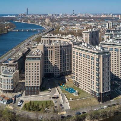 Riverside, ход строительства, стройка, комплекс, новостройка, жилой, новый,